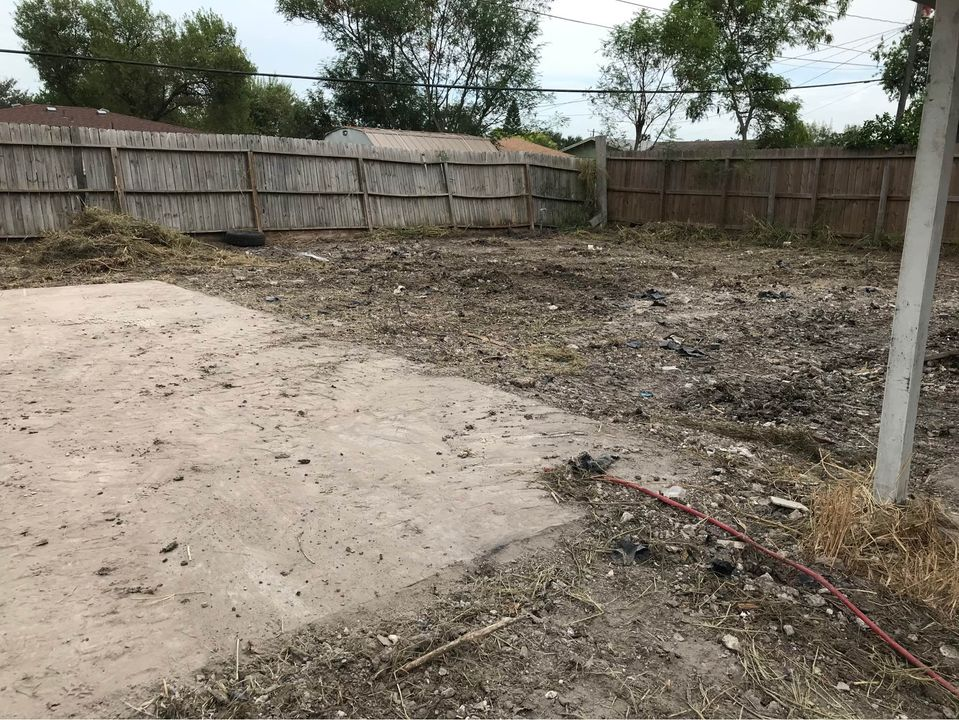 Contact Us Land clearing Corpus