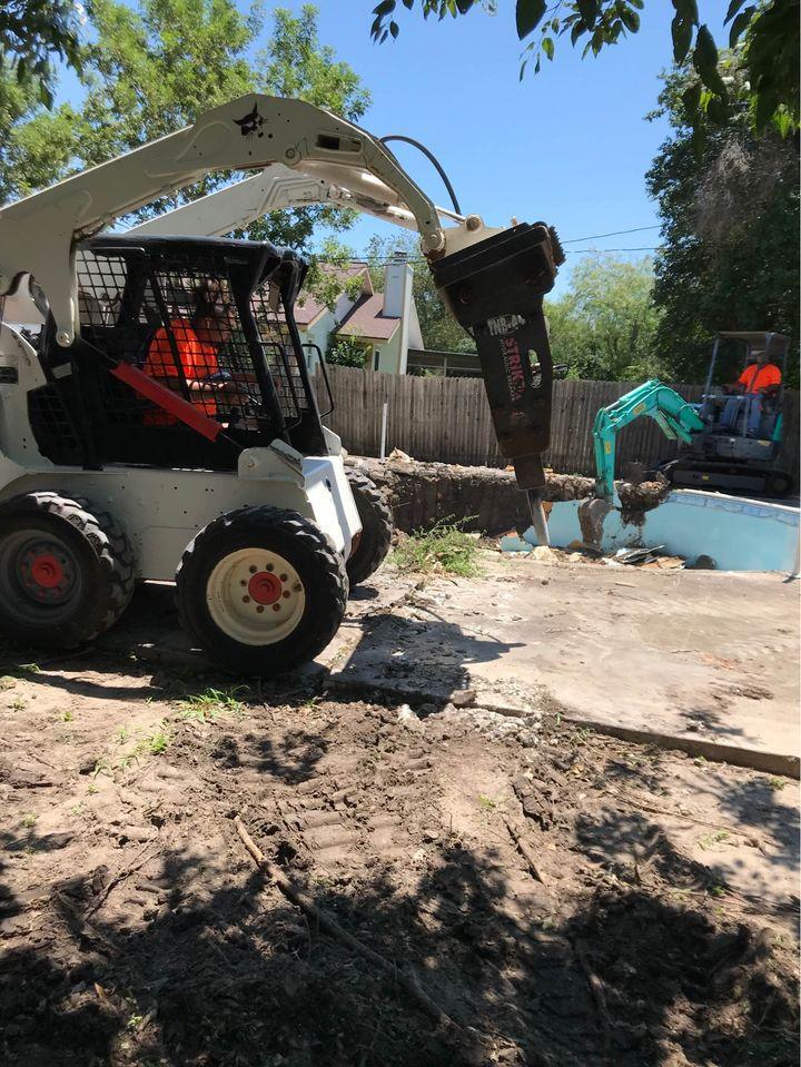 Corpus Christi Demolition