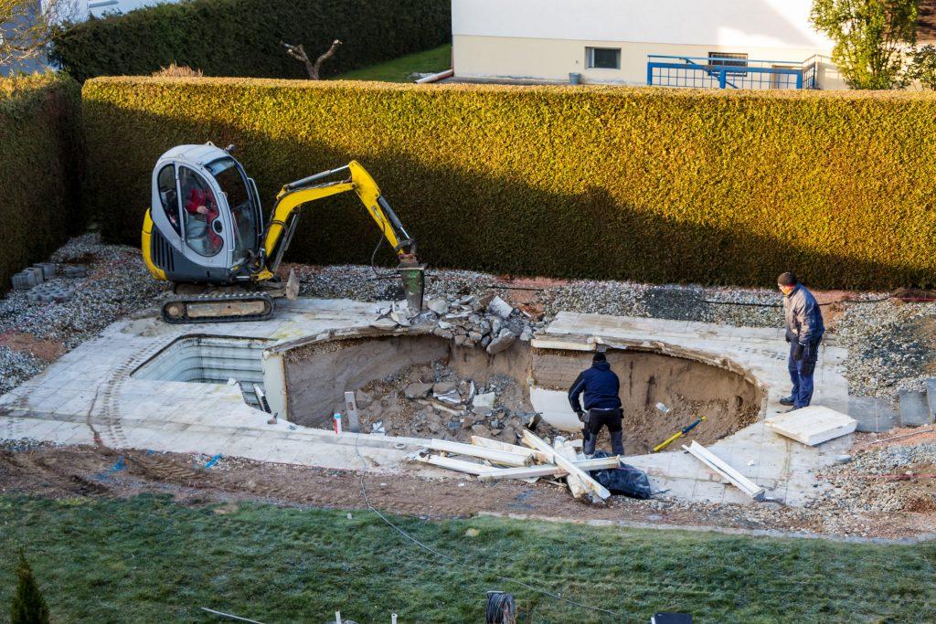 Pool Demolition Corpus Christi